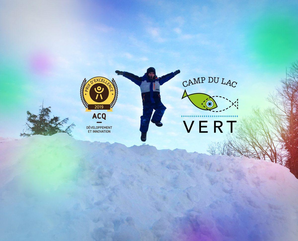 Camp du Lac Vert